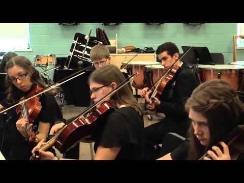Holland Christian High School Orchestra 2