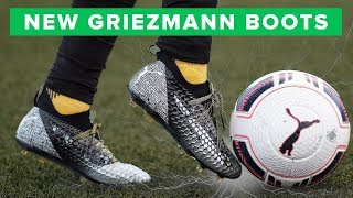 PUMA FUTURE GRIZI PLAY TEST with ANTOINE GRIEZMANN!
