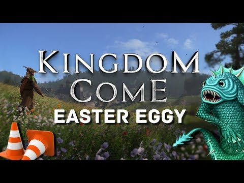 Easter eggy v Kingdom Come: Deliverance | CZ/SK