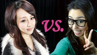 The Ideal Chinese Girl - Baifumei vs. Diaosi (ft. CiCi Li)