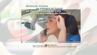 Top 6 Video Seguro de Auto. Tip. Lleva tu Licencia de Conducir!, Juy Seguros. Be Safe Not Sorry!