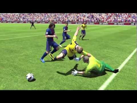 Fifa 12 - Bug Fodastico