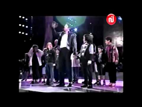 Michael Jackson - Heal The World Live In Tunisia