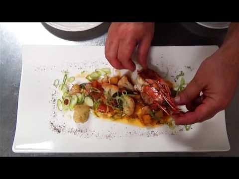 Passage du Restaurant la Colombe sur Radio France Bleu