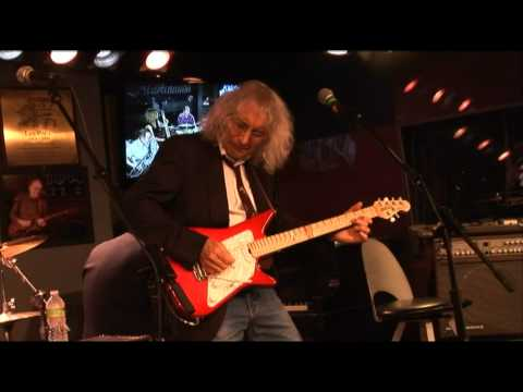 Albert Lee with Les Paul's Trio at the Iridium, NY 2010 Part 4