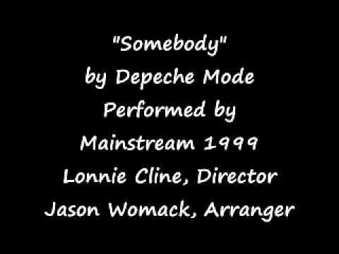 Somebody (Martin Gore)