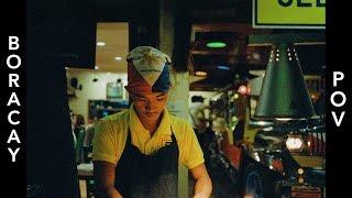 POV Street Photography Boracay Cinestill 800T