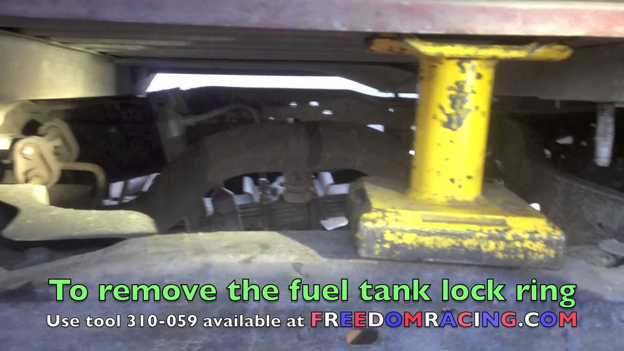 P0460 P0463 Fuel Tank Tips And Tricks On The Ford 6 0