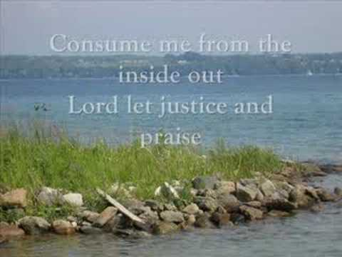 Hillsong - From The Inside Out Lyrics
