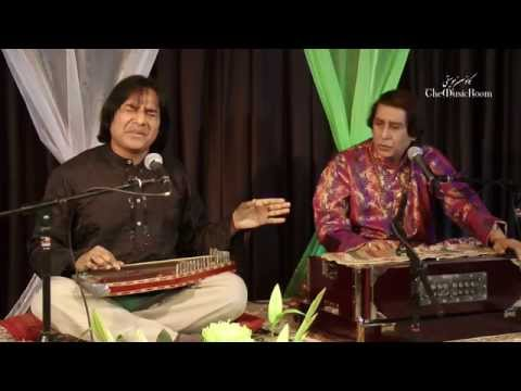 Ustad Shafqat Ali Khan sings meditative etarnal Raag Yaman
