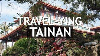 Travel-ying Tainan Taiwan (台南台灣)