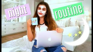 My Night-Time Routine | Sophia Grace