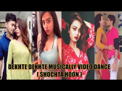 Dekhte Dekhte Musically | Atif Aslam | New Bollywood Song 2018 | Batti Gul Meter Chalu |