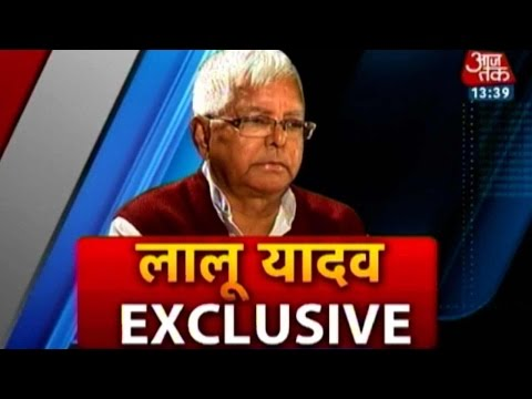 Lalu Prasad Yadav: Cheaters Should Be Made To Give Open Book Tests