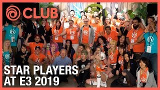Star Players at E3 2019 | Ubisoft [NA]
