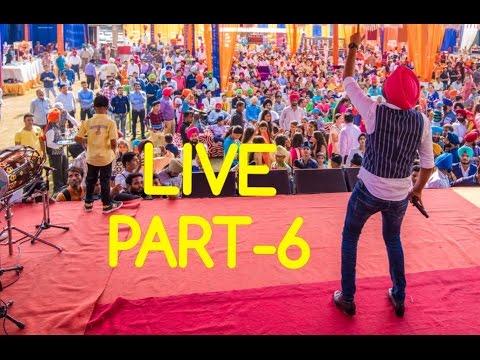 Ranjit Bawa Live   Driver Dubai Waleya   Live Part-6