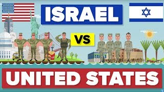 Israel VS USA - Who Would Win? - Military Comparison