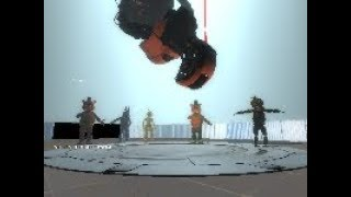 GMOD FNAF 2 MEETS PORTAL 2? JUMPSCARE WARNING!!!