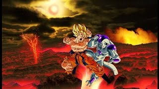 The history of Dragon ball z |Longest 5 minutes ever| fukatsu no f |Goku vs Frieza|