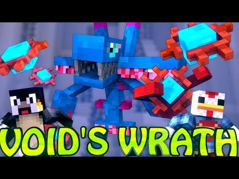 Minecraft | Voids Wrath Modded Survival Part 1!