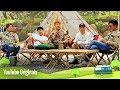 BIGBANG GOES TO THE GROCERY STORE - Run, BIGBANG Scout! (Ep 2)