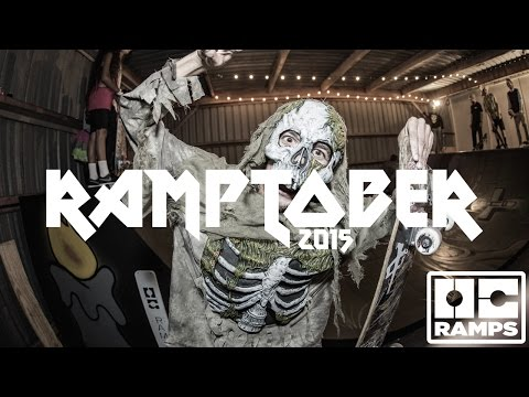 OC Ramps Ramptober Skateboard Event and Contest