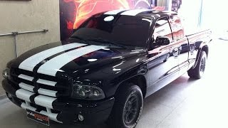 Garage34 - Dodge Dakota R/T 5.2 V8 Twin Turbo