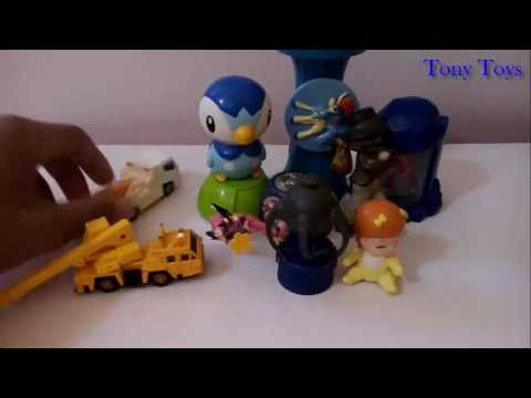 Toys Vehicles Construction Machine  | Kids Toy Car Video | Cars for Kids  | Kid Test Drives Toy Cars