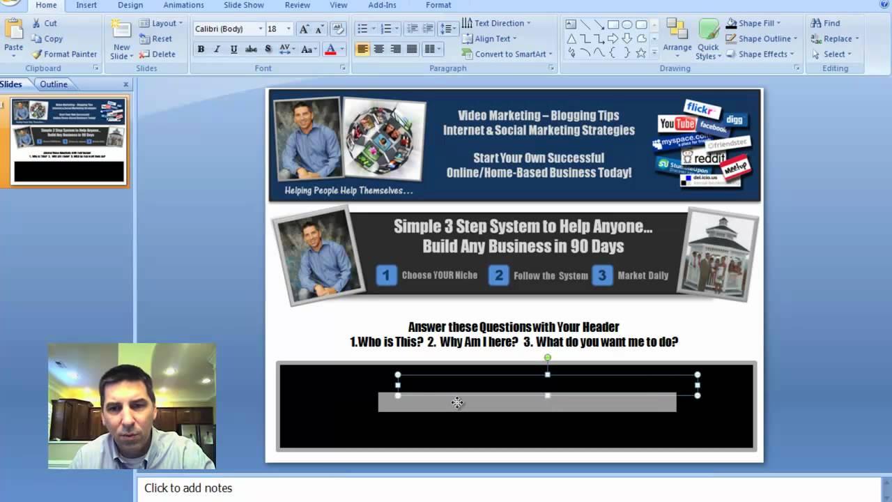 cool online presentation maker