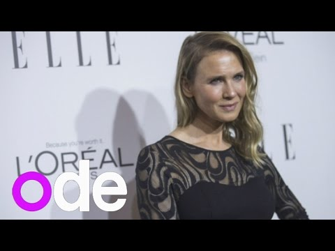 Renee Zellweger calls plastic surgery rumours 'silly'