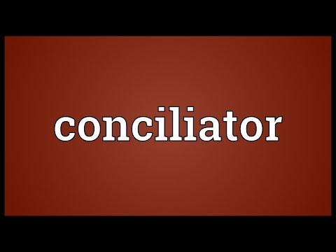 Header of conciliator