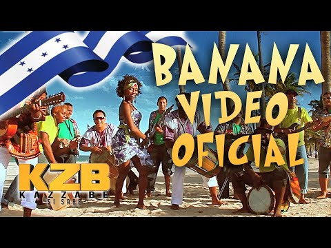Kazzabe - Banana (video Official) video