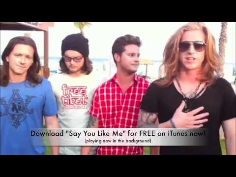 Secret Surprise from We The Kings