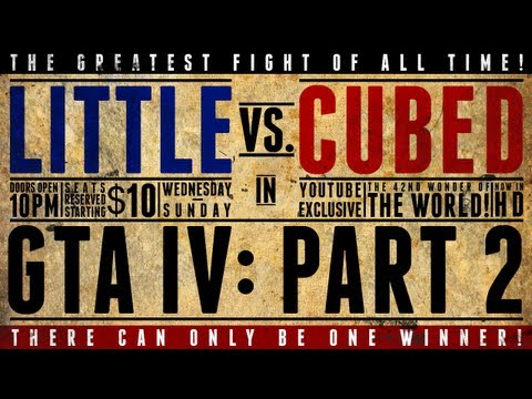 Little Vs. Cubed: Liberty City Survivor - GTA IV (Round 2)