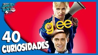 40 Curiosidades Glee - ¿Sabías qué..? #50  Popcorn News