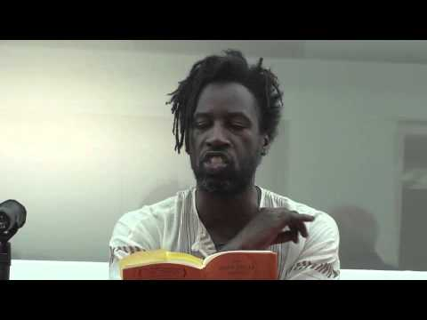 Saul Williams: Slam Poetry Performance