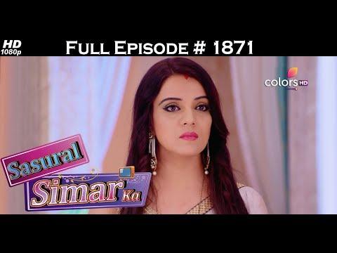 Sasural Simar Ka - 27th June 2017 - ससुराल सिमर का - Full Episode (HD) thumbnail