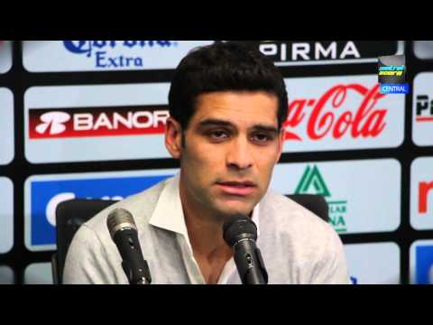 Bienvenido Rafa Marquez al Club Len