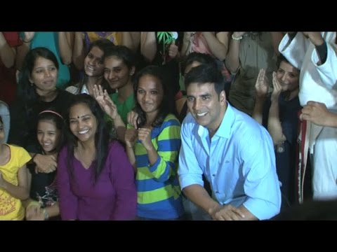 Akshay Kumar Promotes Self Defence For Women