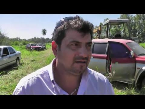 Sindico de quiebras devolvio maquinarias en pesimo estado en Cnel Bogado