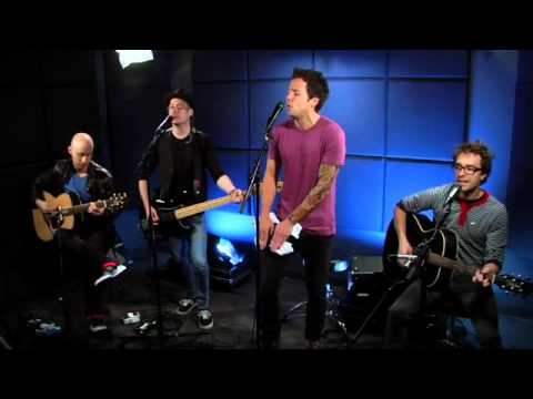 Simple Plan - Can't keep my hands off you (Acústico)