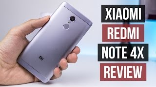 Xiaomi Redmi Note 4X Review | Here