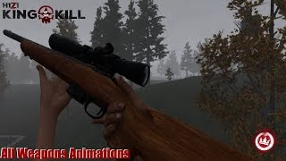 H1Z1 | All weapons animations | Better Version | [Read Description!]