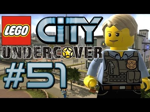 LEGO City Undercover - Let's Play #51 - Kriminalfall im All