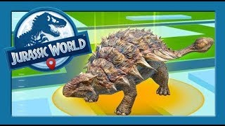 Jurassic World Alive จับไดโนเสาร์สไตล์ Pokemon GO!!