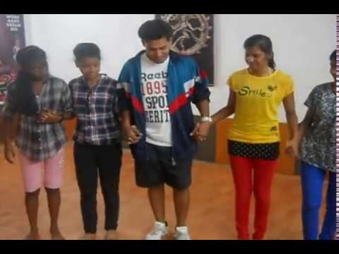 Nagpuri Dance Style Instructor By Yoshee Dance Academy video