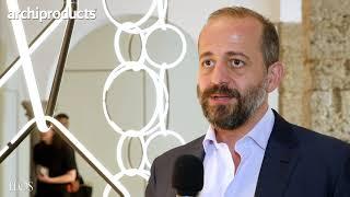 Fuorisalone 2018 | FLOS - Michael Anastassiades talks about Arrangements
