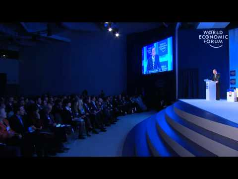 Davos 2013 - Special Address by Ban Ki-moon