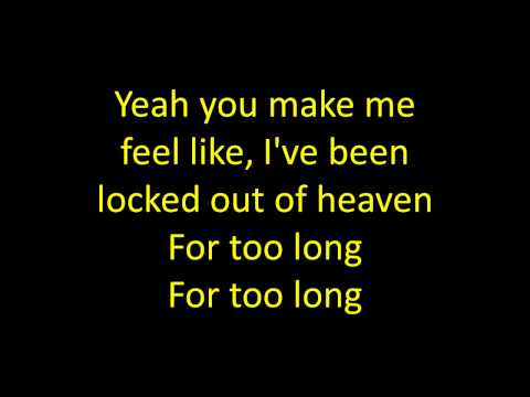 Bruno Mars - Locked Out of Heaven