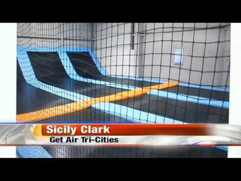 Get Air Trampoline Park in Kennewick WA